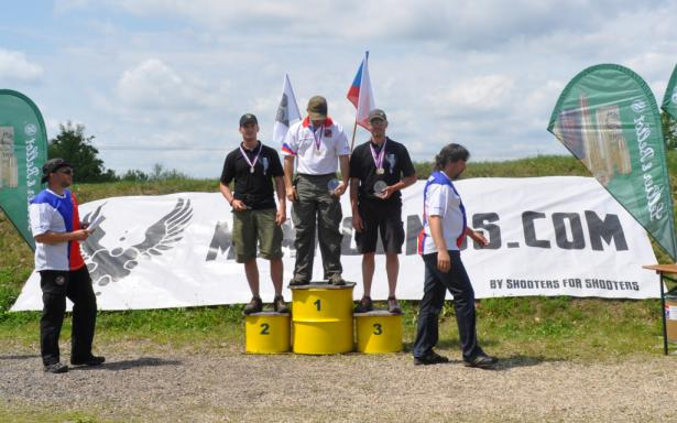 Open ceremony Czech nationals