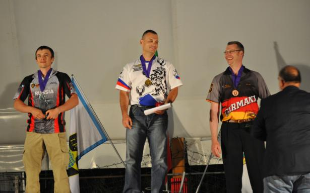IPSC Shotgun Open World Champion 2015