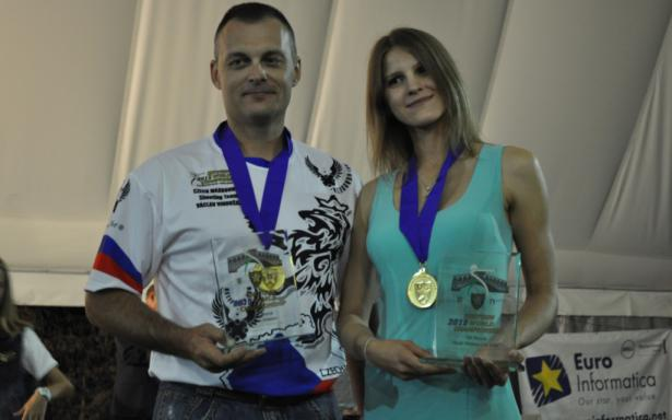 IPSC Shotgun Open World Champions 2015