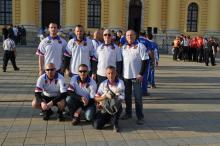 White shirts from Czech Republic