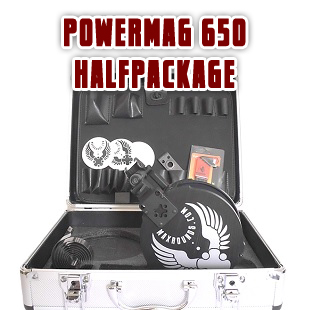 PowerMag 650 - Medio Pack